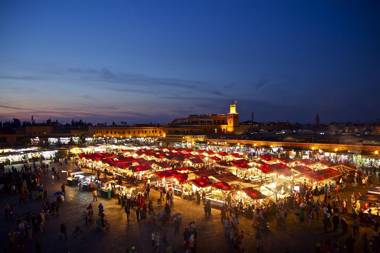activités à faire Marrakech