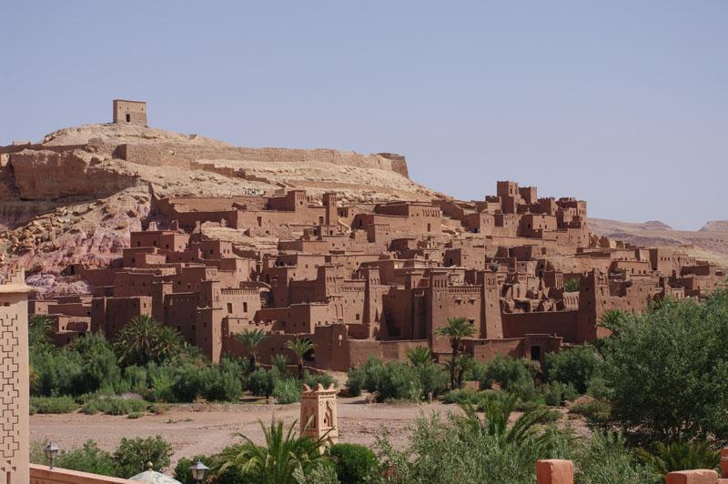 Ait ben haddou en 4x4 depuis Marrakech