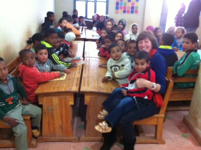 Centre d'apprentissage à Talataste
