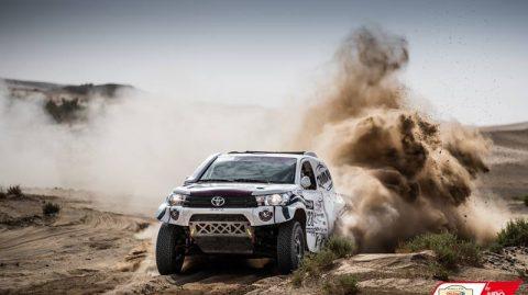 rallye maroc 2017
