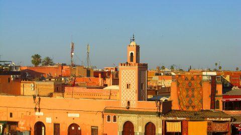 souvenirs à rapporter de Marrakech (1)