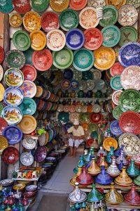 souvenirs à rapporter de Marrakech
